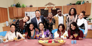"Friday on 'The Real': ""Moesha"" Cast Reunion"