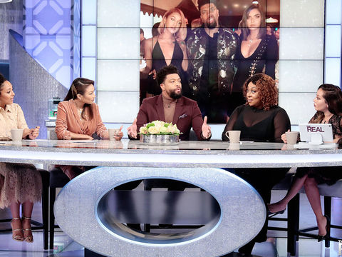 DeRay Davis Explains His 'Three-lationship'