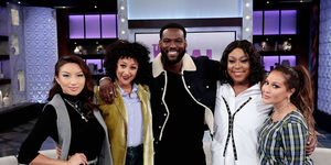 Thursday on 'The Real': Kofi Siriboe from 'Queen Sugar'