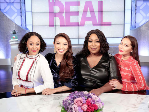 Thursday on 'The Real': Tap Out and Hotline Bling!