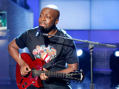 Wyclef Jean Performs Latest Single 'Borrowed Time'