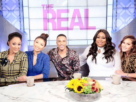 Wednesday on 'The Real': Girl Chat ALL DAY, and Cup of Shade!