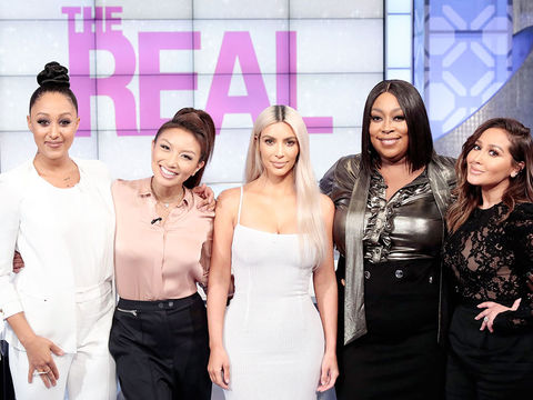 Thursday on 'The Real': Kim Kardashian West TAKEOVER!