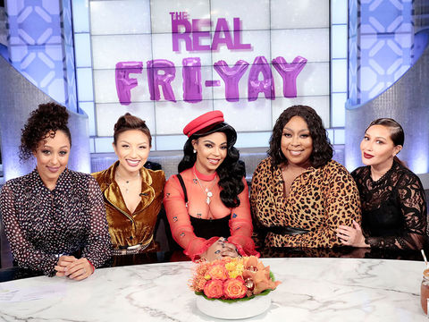 Friday on ' The Real': Ashanti and The Claw!