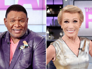 Co-Host George Wallace, Barbara Corcoran!