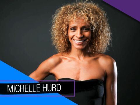 Friday on 'The Real': Michelle Hurd!
