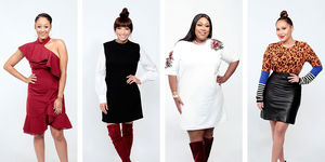 Tuesday's #TheReal Style Breakdown