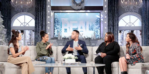 DeVon Franklin Talks Sexual Harassment in Hollywood
