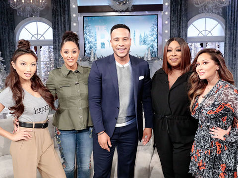Tuesday on 'The Real': DeVon Franklin