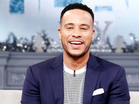 What Text Did DeVon Franklin Send to Oprah?