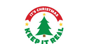 Keep It REAL... Even with Your Christmas Tree!