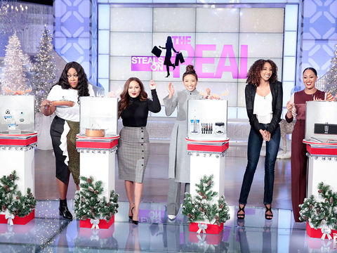 Snap Your Way Into the Holidays With These Steals on The Real!