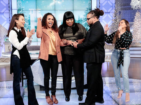 Loni's Nephew Jesse Proposes to His Girlfriend