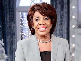 Rep. Maxine Waters!