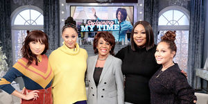 Thursday on 'The Real': Congresswoman Maxine Waters!