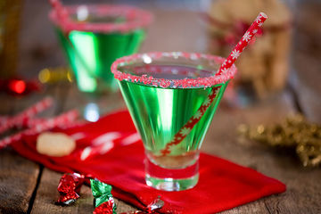 Grinch Punch Recipe!
