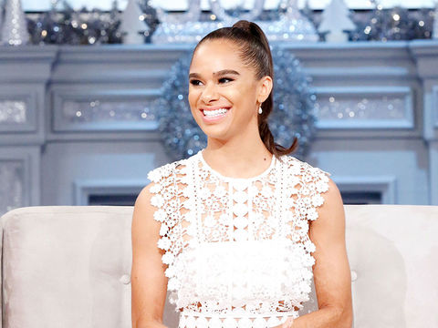 Misty Copeland On Breaking Down Barriers in the Ballet World
