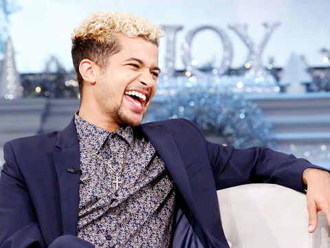 Jordan Fisher Gushes Over Girlfriend of 11 years