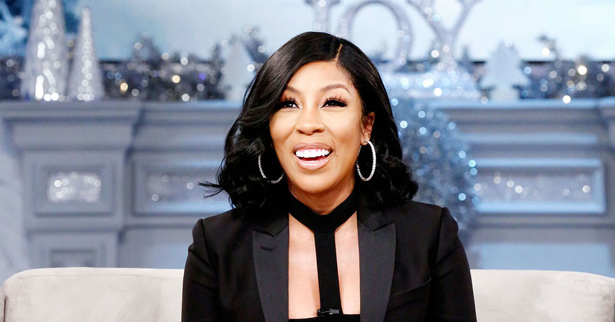 """K. Michelle Reveals """"The Real"""" Reason She's Having Her ..."""