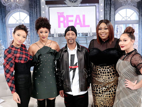 Monday on 'The Real': Katt Williams