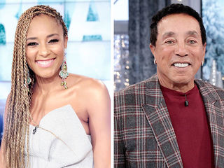 Co-Host Amanda Seales, Smokey Robinson