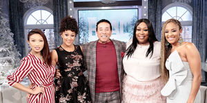 Tuesday on 'The Real': Amanda Seales & Smokey Robinson