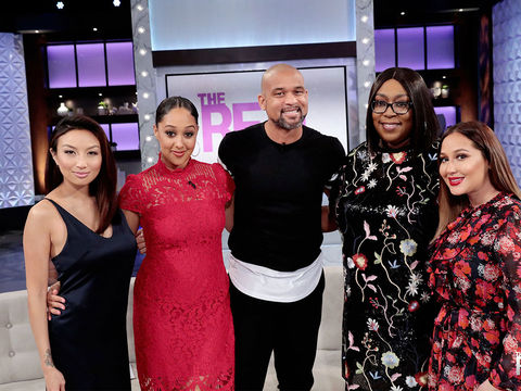 Monday on 'The Real': All-New and Live with Shaun T!