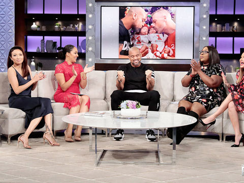 Shaun T Reveals The Paternity of Each of His Twin Sons