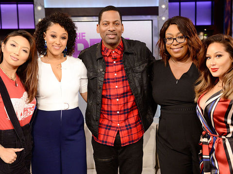 Wednesday on 'The Real': Tony Rock