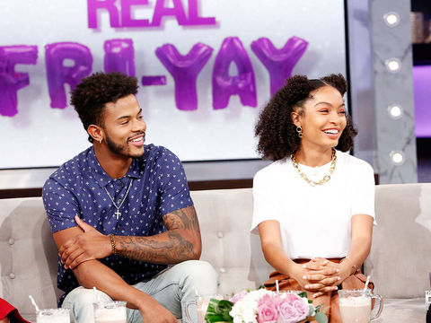 Has 'Grown-ish' Scared Yara Shahidi Off Living In Dorms?