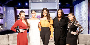 Tuesday on 'The Real': Angela Robinson