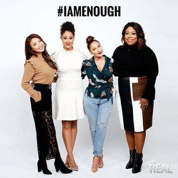 Say it loud and say it proud! Tell us why #IamENOUGH 💜