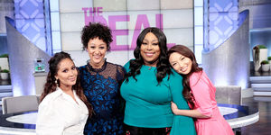 Tuesday on 'The Real': The Perfect Smile!