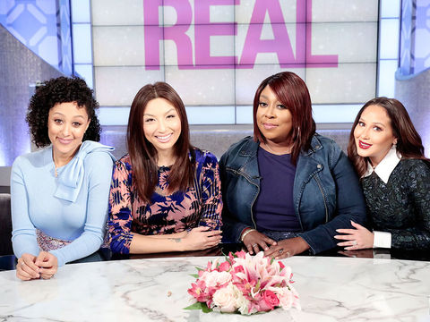 Wednesday on 'The Real': Mom 411!