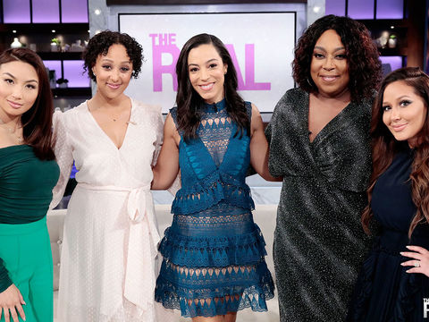 Monday on 'The Real': Angela Rye