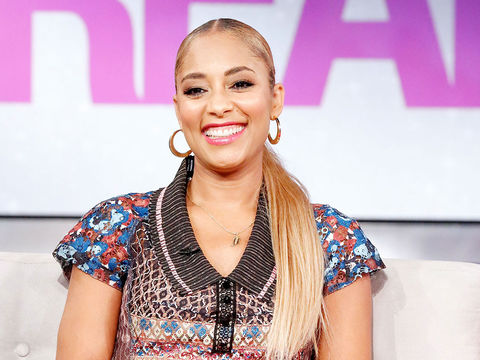 "Amanda Seales Is Not ""Loving You For The 'Gram'"""