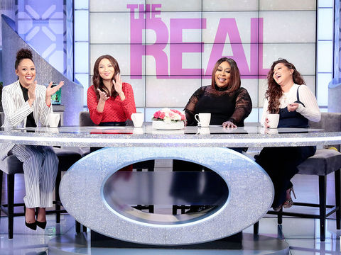 'The Real' Takeaways From Quincy's Interview