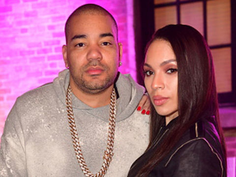 DJ Envy and Gia Casey