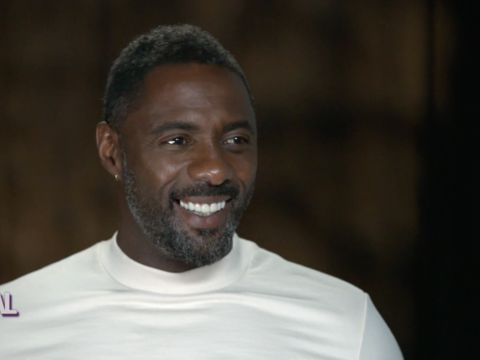 Loni Love Asks Idris Elba About Marriage