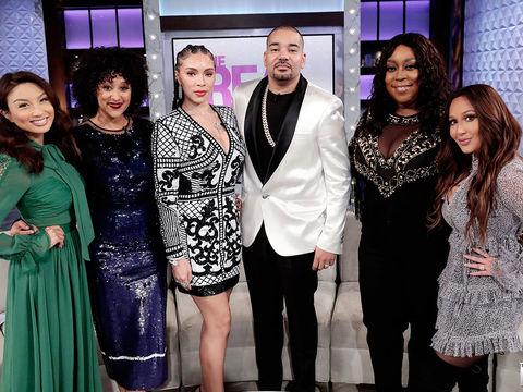Tuesday on 'The Real': Gia Casey and DJ Envy!
