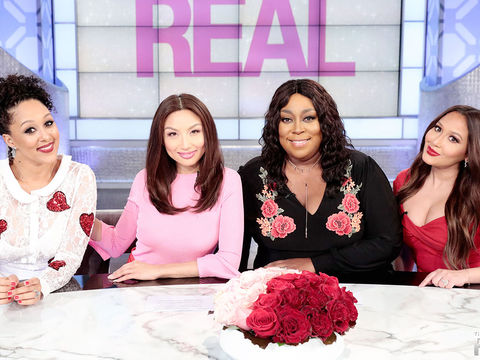 Wednesday on 'The Real': Valentine's Day!