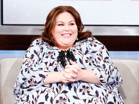 Chrissy Metz Talks About An Experience That Shaped Her Life