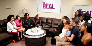 The Hosts of 'The Real' Surprise Superfans at Their Home!