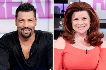 Deon Cole, Renee Lawless