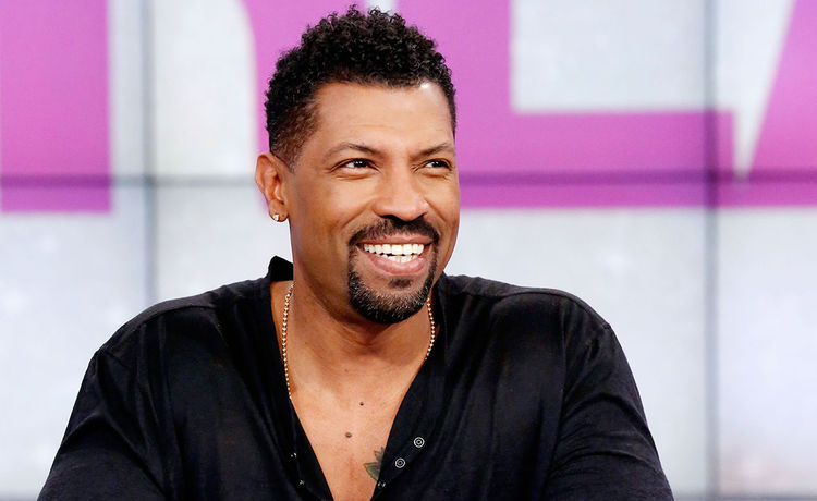 Deon Cole Tried Out For The Olympics!