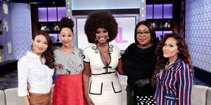 Thursday on 'The Real': Amara La Negra