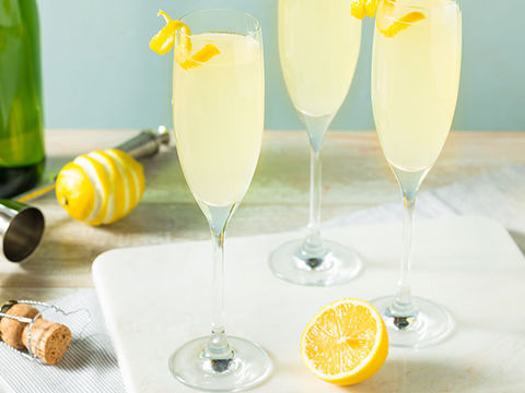 French 75 Drink Recipe