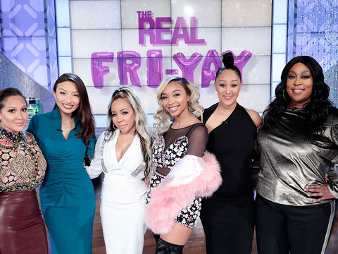 Friday on 'The Real': Tiny and Zonnique