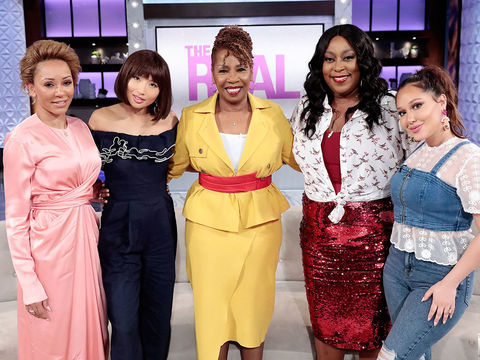 Tuesday on 'The Real': Iyanla Vanzant