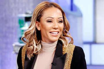 Mel B Raves About Daughter Angel's Hair